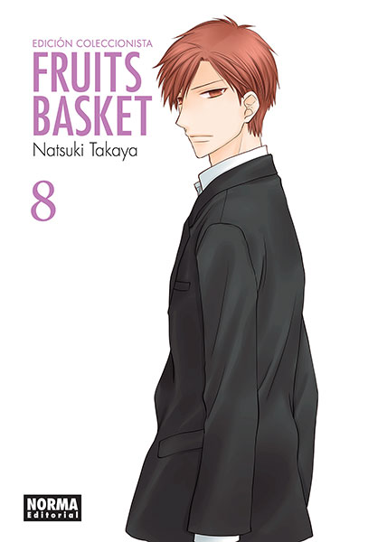 FRUITS BASKET ED. COLECCIONISTA 08