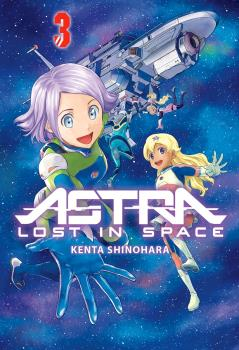 ASTRA. LOST IN SPACE 3