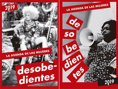Agenda de la mujeres 2019, La
