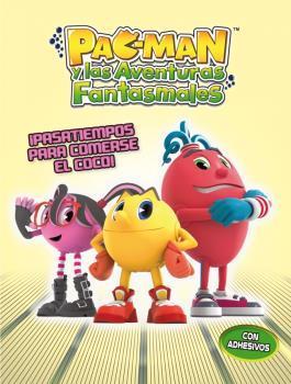 ¡Pasatiempos para comerse el coco! (Pac-Man actividades núm.1)