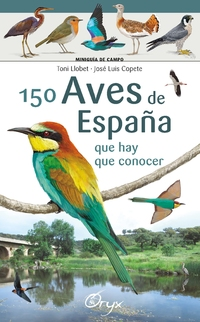 150 AVES DE ESPAÑA