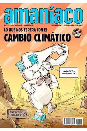 AMANIACO 43. ESPECIAL CAMBIO CLIMATICO