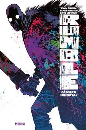 RUMBLE TOMO 03: CASCARA INMORTAL