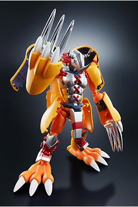 WARGREYMON AGUMON FIGURA 12 CM DIGIMON ADVENTURE DIGIVOLVING SPIRITS