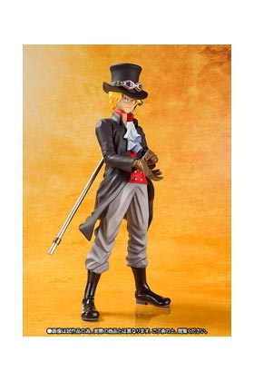 SABO FILM GOLD VERSION FIGURA 15 CM ONE PIECE FIGUARTS ZERO