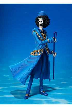 BROOK 20TH ANIVERSARY VER REPLICA 19 CM ONE PIECE FIGUARTS ZERO
