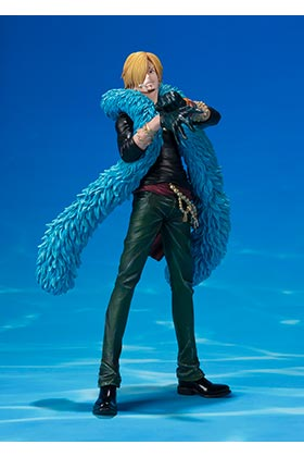 SANJI 20TH ANIVERSARY VER REPLICA 15 CM ONE PIECE FIGUARTS ZERO