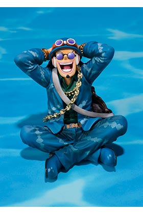 USOPP 20TH ANIVERSARY VER REPLICA 7,5 CM ONE PIECE FIGUARTS ZERO