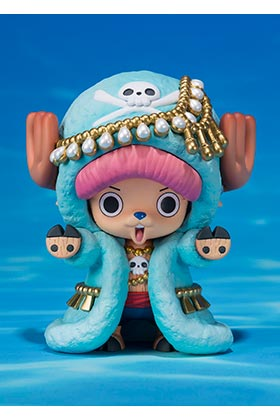 TONY  TONY CHOPPER 20TH ANIVERSARY VER REPLICA 7 CM ONE PIECE FIGUARTS ZERO