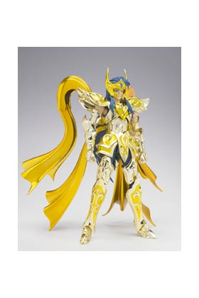 CAMUS ACUARIO NEW CLOTH FIGURA 18 CM SAINT SEIYA MYTH CLOTH EX SOUL OF GOLD