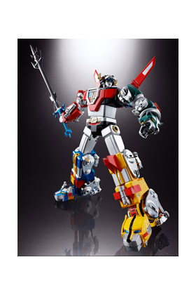 GX-71 VOLTRON FIGURA 27 CM VOLTRON DEFENDER OF THE UNIVERSE SOUL OF CHOGOKIN