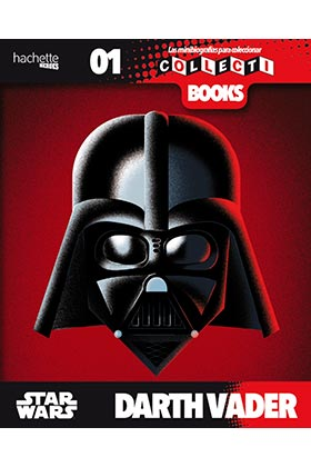 COLLECTI BOOKS. DARTH VADER