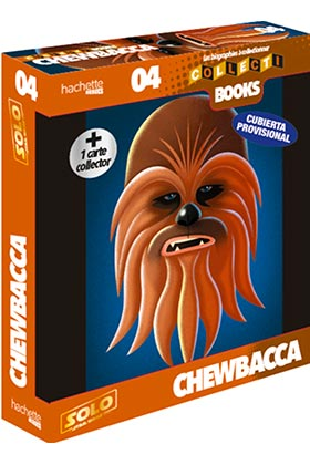 COLLECTI BOOKS. CHEWBACCA