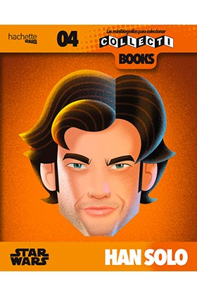 COLLECTI BOOKS. HAN SOLO