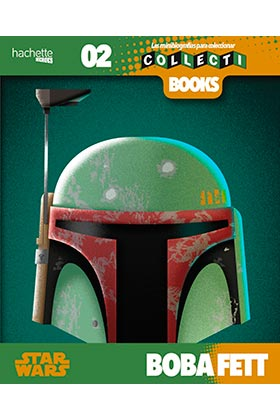 COLLECTI BOOKS. BOBA FETT