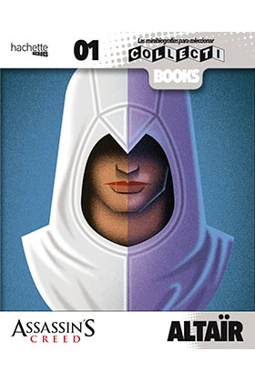 COLLECTI BOOKS. ALTAIR