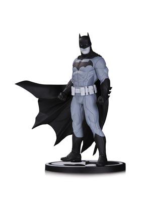 BATMAN B&W BLACK AND WHITE BY JASON FABOK ESTATUA 18 CM BATMAN UNIVERSO DC