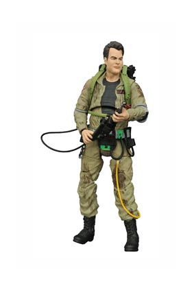 DR. RAY QUITTIN TIME FIGURA 18 CM GHOSTBUSTERS MOVIE SELECT SERIE 3