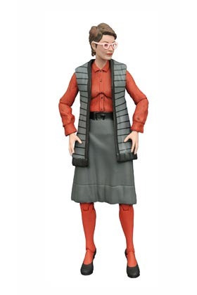 JANINE FIGURA 18 CM GHOSTBUSTERS MOVIE SELECT SERIE 3
