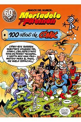 MAGOS HUMOR 67: 100 AÑOS DE COMIC