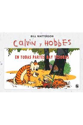 SUPER CALVIN Y HOBBES 01. EN TODAS PARTES HAY TESOROS