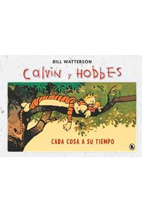 SUPER CALVIN Y HOBBES 02. CADA COSA A SU TIEMPO