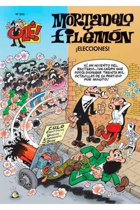 OLE MORTADELO 203: ¡ELECCIONES!