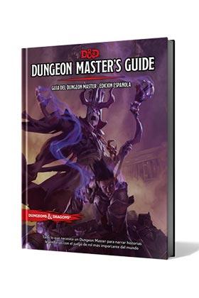 DUNGEONS & DRAGONS: DUNGEON MASTER'S - GUIA DEL DUNGEON MASTER  EDICION ESPAÑOLA
