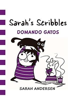 SARAH'S SCRIBBLES. DOMANDO GATOS
