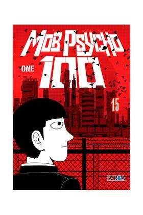 MOB PSYCHO 100  15 (COMIC)