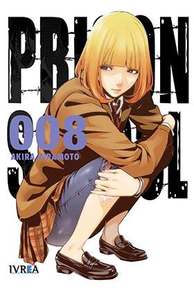 PRISON SCHOOL 08 (COMIC)