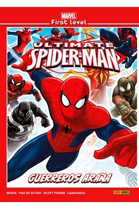 MARVEL FIRST LEVEL 19: ULTIMATE SPIDER-MAN: GUERREROS ARAÑA