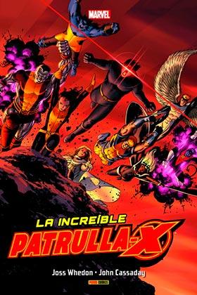 LA INCREIBLE PATRULLA-X 02