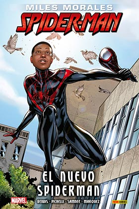 ULTIMATE INTEGRAL. SPIDERMAN: MILES MORALES 01