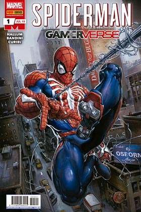 SPIDERMAN: GAMERVERSO 01
