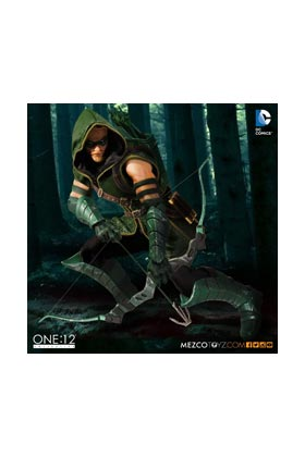 GREEN ARROW FIGURA 24 CM DC UNIVERSE THE ONE:12 COLLECTIVE