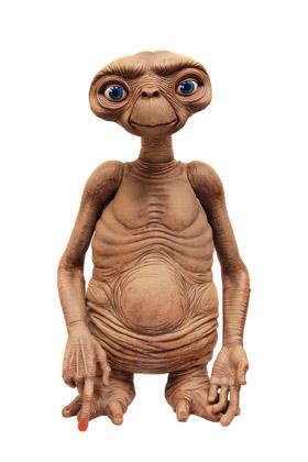 E.T. EL EXTRATERRESTRE LATEX PROP REPLICA 88.90 CM LIMITED EDITION