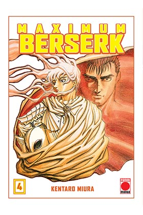 BERSERK MAXIMUM 4