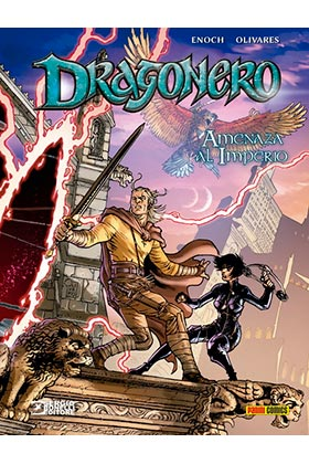 DRAGONERO 03: AMENAZA AL IMPERIO
