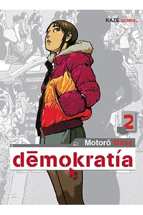 DEMOKRATIA  02 (COMIC)