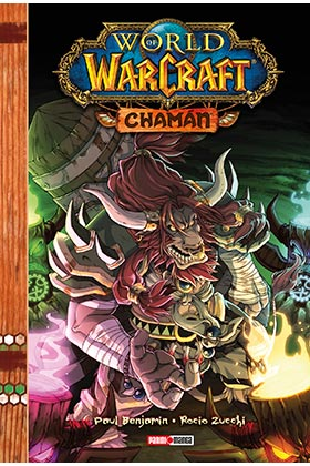 WORLD OF WARCRAFT: CHAMAN