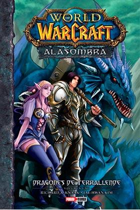 WORLD OF WARCRAFT: ALASOMBRA 01