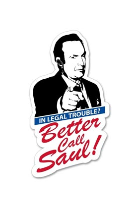 BETTER CALL SAUL ALFOMBRA BREAKING BAD 57 x 105 CM