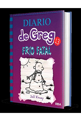 DIARIO DE GREG 13. FRIO FATAL