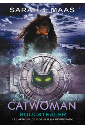 CATWOMAN. SOULSTEALER
