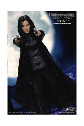 SELENE FIGURA 29 CM UNDERWORLD 2 EVOLUTION STAR ACE