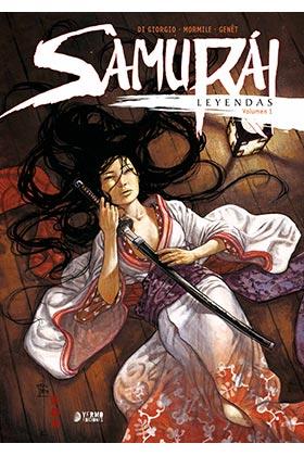 SAMURAI: LEYENDAS 01