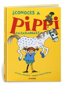 CONOCES A PIPPI CALZASLARGAS?