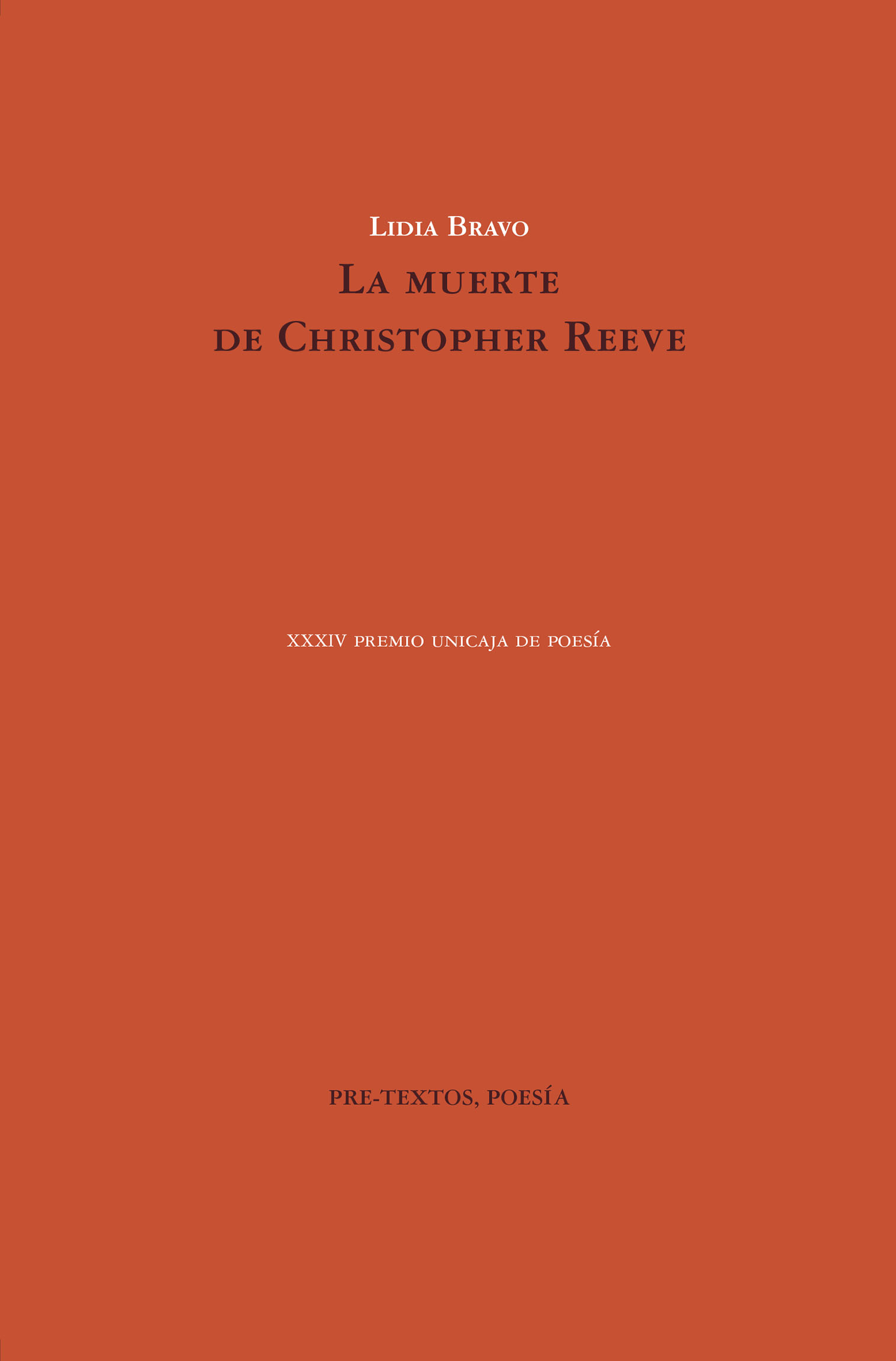 MUERTE DE CHRISTOPHER REEVE, LA