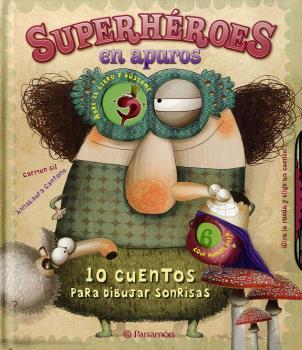 SUPERHÉROES EN APUROS